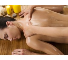 Luksus Aromaterapi Massage  60 min. 450 Kr.