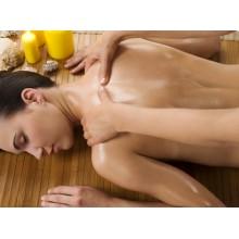 Luksus Aromaterapi Massage  90 min. 650 Kr.
