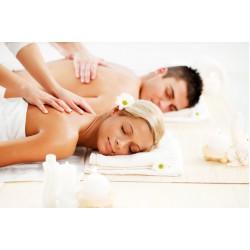 Par Massage Oil Massage 60 min. 700 Kr.  ( Tilbud 2 per. Rabat 50Kr. )