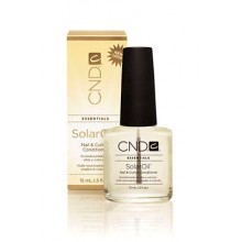 CND Solar oil nail & cuticle conditioner 15ml. - 129Kr.