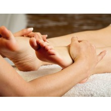 Fod Zoneterapi Massage 90 min. - 520 Kr.