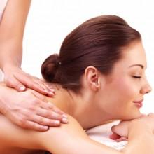 Skulder + Ryg + Nakke massage - 30min - 295 Kr.