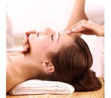 Hoved Nakke & Ansigts Massage 30 min. - 215 Kr.