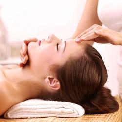 Hoved Nakke & Ansigts Massage 60 min. - 300 Kr.