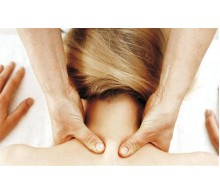 Skuldre + Rygsmassage + Nakke + Hoved Massage 60 min. 380 Kr.